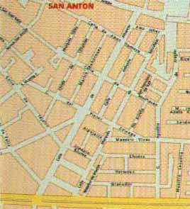 Callejero Mapa De Granada Capital.Callejero Granada Callejero De Granada Granada Callejero